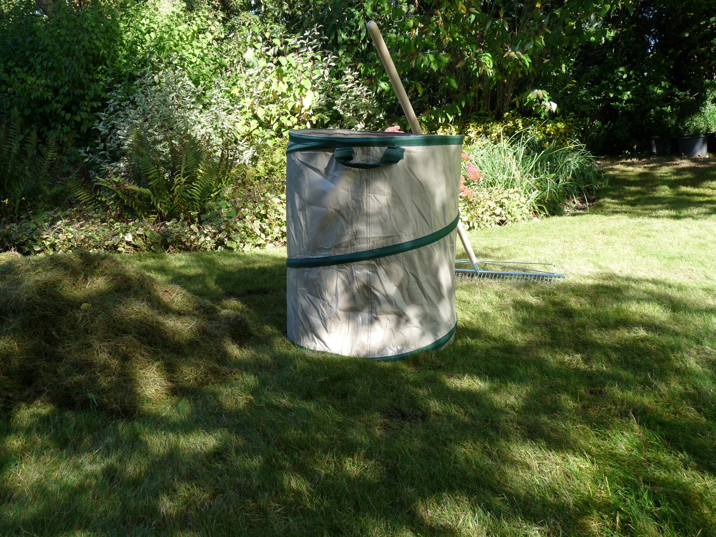 Sac de jardin repliable 165 litres