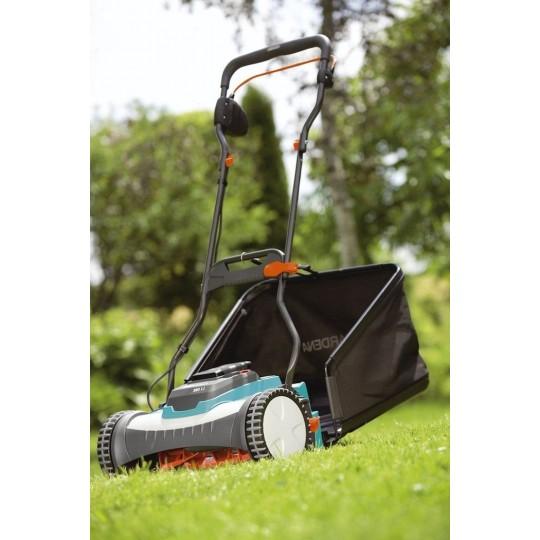 Gardena 380 Li - Tondeuse électrique/manuelle
