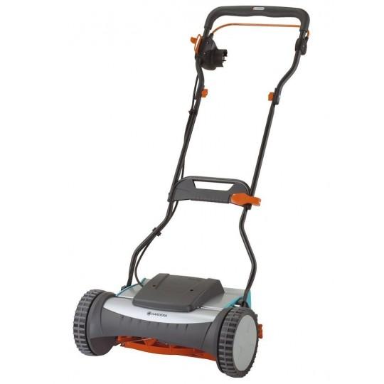 Gardena 380 EC - Tondeuse électrique/manuelle