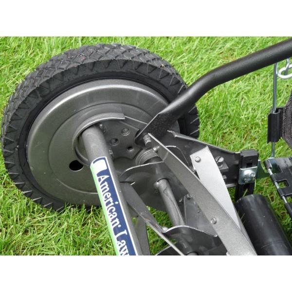 Réglage hauteur de coupe American Lawn Mower 1415 16