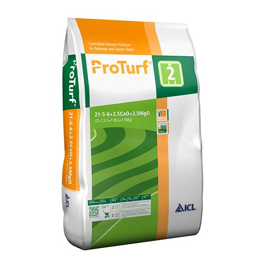 25 kg Engrais gazon ProTurf Printemps 21- 5- 6