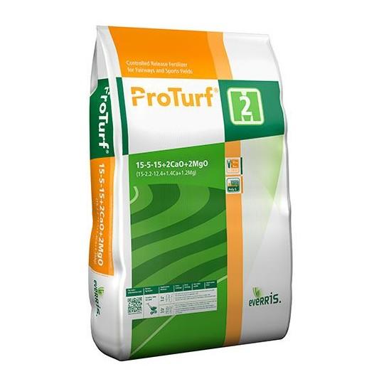 25 kg Engrais gazon ProTurf Eté 15-5-15