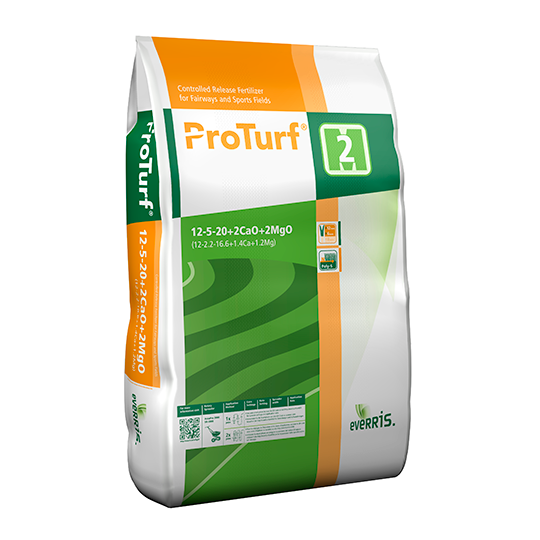 25 kg Engrais gazon ProTurf 12-5-20+ 2CaO+2MgO