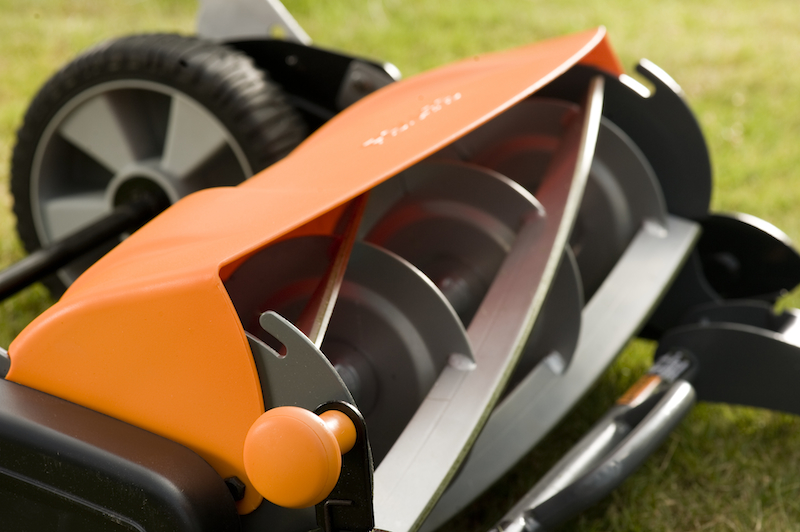 Cylindre de coupe de la tondeuse manuelle StaySharp Max de Fiskars